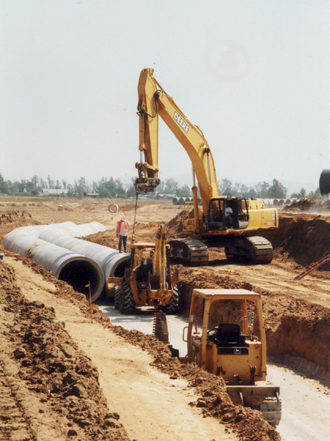 Pipeline Project - KIP Incorporated