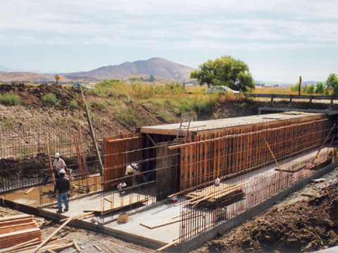 Reinforced Concrete Project - KIP Incorporated